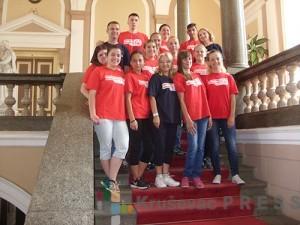 """Članovi """"Palestre"""" putuju na Letnje igre Specijalne Olimpijade u Los Anđeles"""