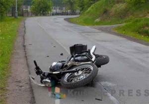 Nastradao motociklista