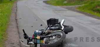 Nastradao motociklista u Ribaru