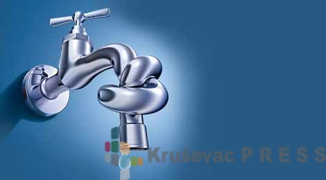 Voda iz vodovoda se može koristiti za piće!