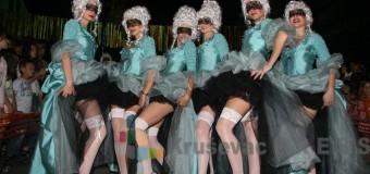 Brazilke i Kubanke na Vrnjačkom karnevalu!