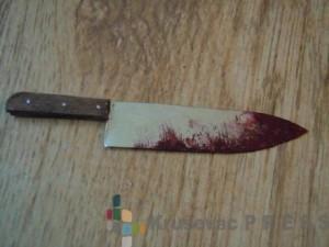 krvavi nož