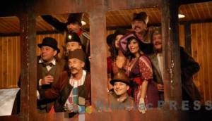 """Predstava """"1915"""" je, takođe, rađena u koprodukciji Kruševačkog i Niškog pozorišta"""