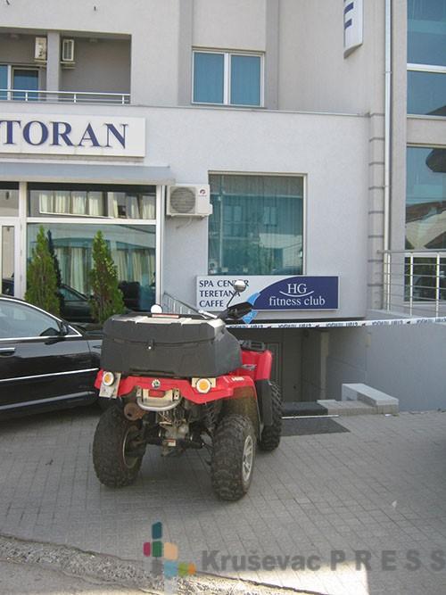 """Goran Petrović – Peta ubijen u teretani hotela """"Golf""""!"""