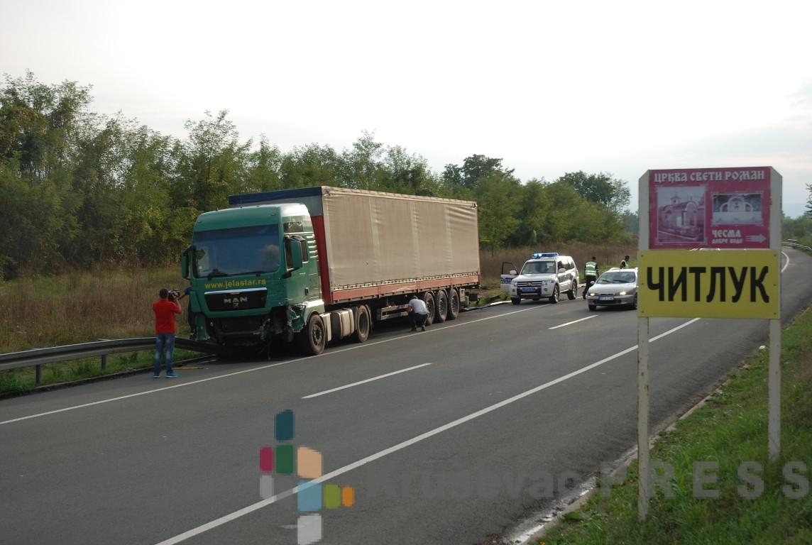 Teška saobraćajna nesreća kod Čitluka