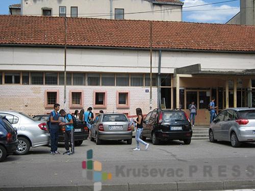 Hemijska škola  foto s.milenkovic