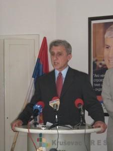 Desimir Pavlović, odbornik Demokratske stranke foto: S.Milenković