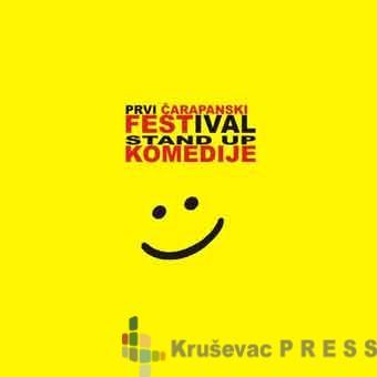 Prvi čarapanski festival stand up komedije
