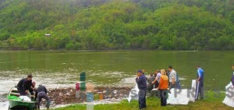 Čišćenje jezera Ćelije