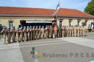 Pripadnici Vojske Srbije će narednih šest meseci provesti u mirovnoj misiji na Kipru