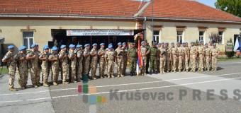 Mirovnjaci ispraćeni na Kipar