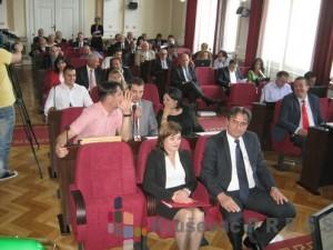 Između dve sednice šestoro odbornika je promenilo odborničku grupu foto: S.Milenković