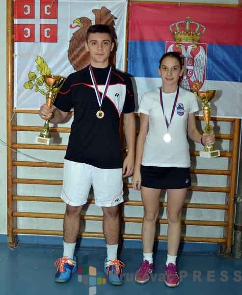 Luka Milić i Marija Sudimac