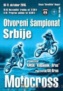 Motocross Brus