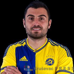 Nikola Mitrović je za prvaka Izraela odigrao više od 70 utakmica i postigao četiri gola FOTO: maccabi-tlv.co.il