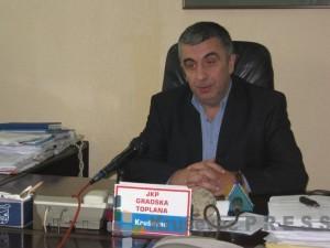 "Dragan Azdejković, direktor ""Gradske toplane"" foto: S.Milenković"
