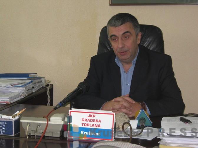 OČEKIVANA ODLUKA: Dragan Azdejković podneo ostavku na mesto direktora Gradske toplane!