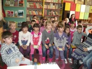 Akcije Narodne biblioteke Kruševac tokom Dečje nedelje