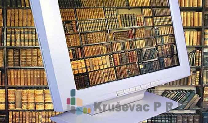 Narodna biblioteka Kruševac popisuje knjižni fond