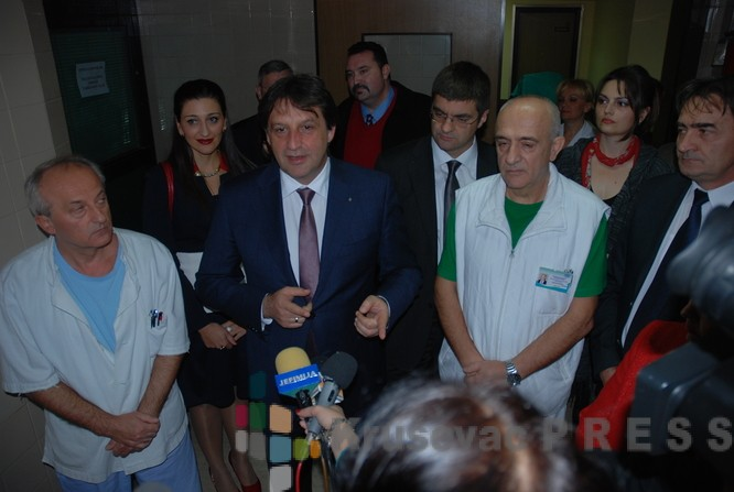 ministar gasci anestezija