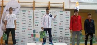 Zlato za Sergeja Lukića u Sloveniji