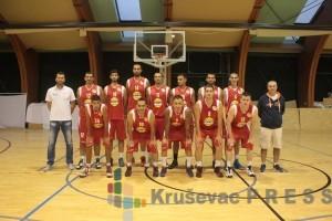 Košarkaši Napretka u subotu započinju takmičenje u Košarkaškoj ligi Srbije
