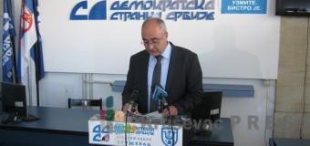 DSS od gradonačelnika Nestorovića zahteva odgovore ili ostavku