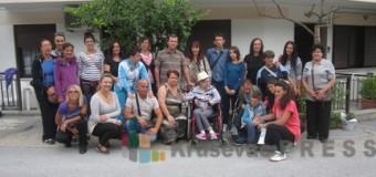 Letovanje u Stavrosu korisnika Centra za osobe sa invaliditetom