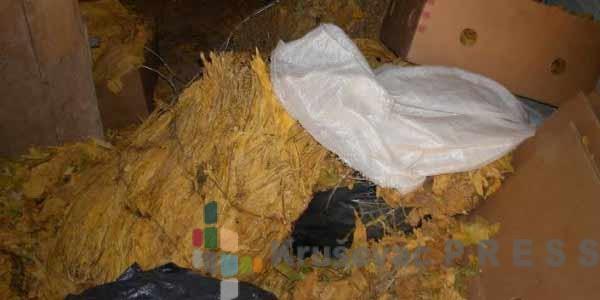 U Ćićevcu zaplenjeno 66 kilograma duvana