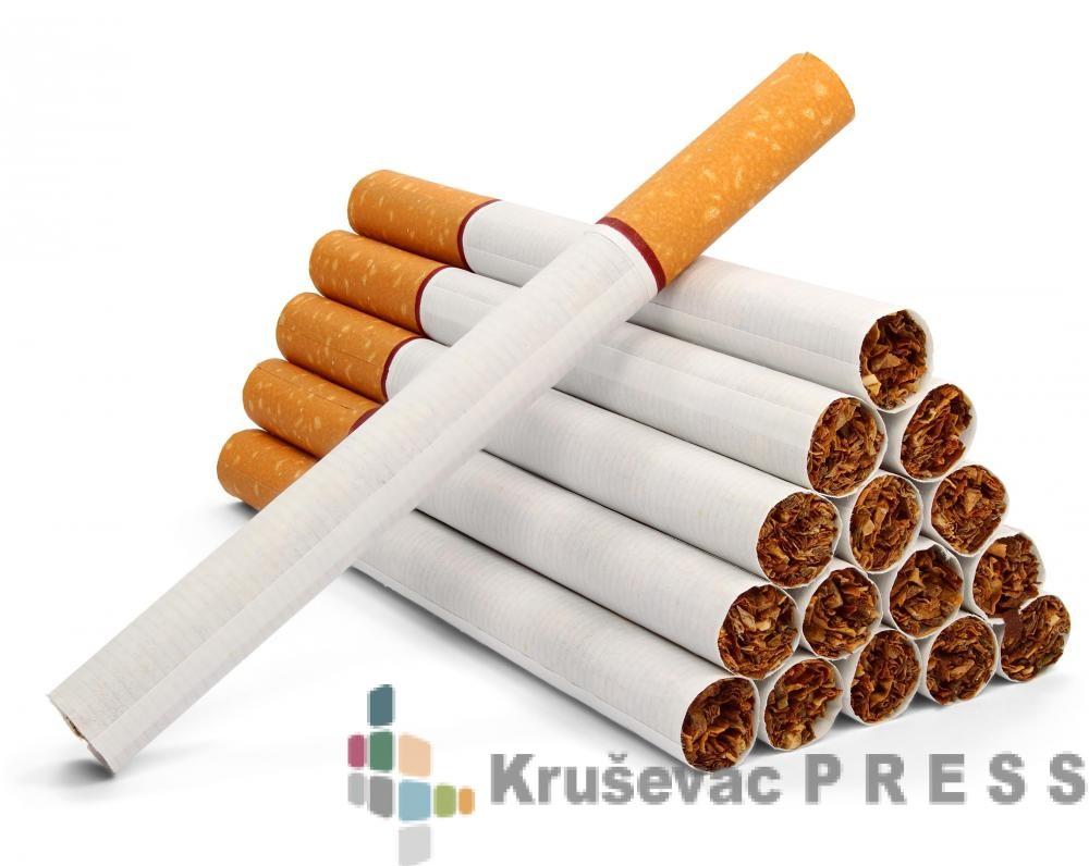 UHAPŠENI RAZBOJNICI: Krali cigarete u Stopanji