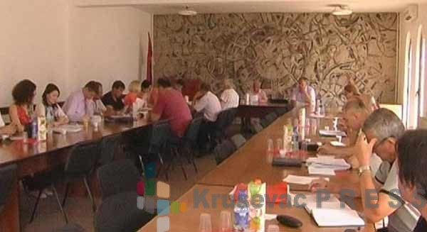 Zasedalo opštinsko veće u Aleksandrovcu