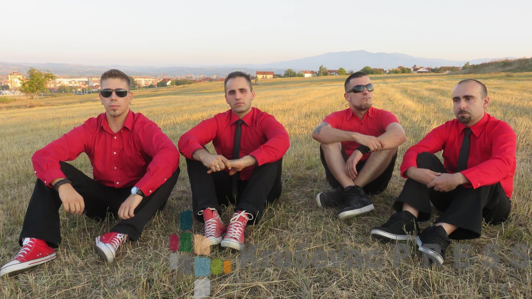 """KRUŠEVAČKA ROK SCENA: Novi album """"Crvenog kartona!"""""""