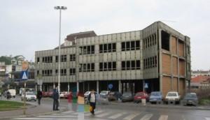 Zgrada GP Jastrebac kod Kosturnice je na prodaju FOTO: S. Milenković