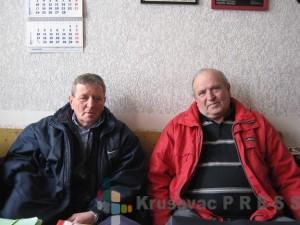 Milomir Živković i Živomir Radovanović od decembra 2012. godine čekaju da država ispoštuje presudu Suda za ljudska prava u Strazburu FOTO: S.Milenković