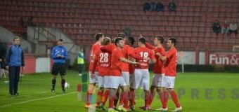 Pred utakmicu Napredak – Vojvodina