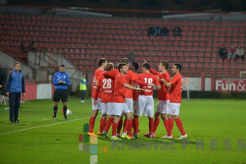 Napredak protiv Čukaričkog u četvrtfinalu Kupa Srbije