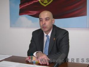 Predrag Petronijević, predsednik Gradskog odbora Republikanske stranke FOTO: S.Milenković