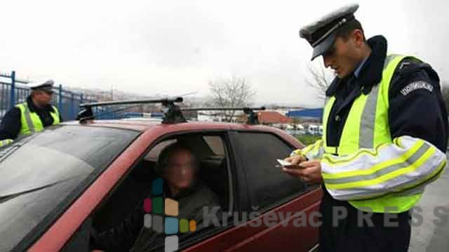 Saobraćajci od danas uvode strožu kontrolu