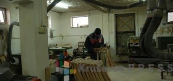 Proizvođač stolica iz doline jagoda