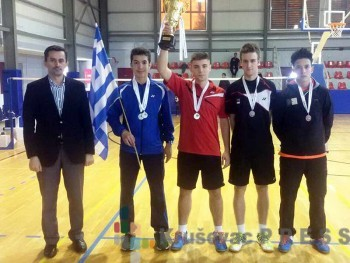 Mediteranski kup - Osvajači medalja u muškom singlu