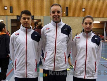 Sergej Lukić, Dragan Antić i Marija Sudimac