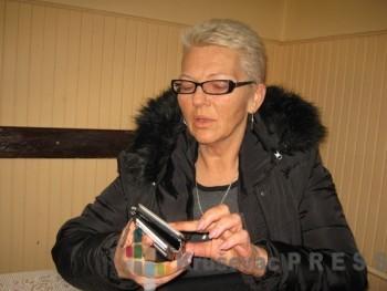 Dragica Radonjić je Milici Matić izbila pištolj iz ruke FOTO: S.Milenković