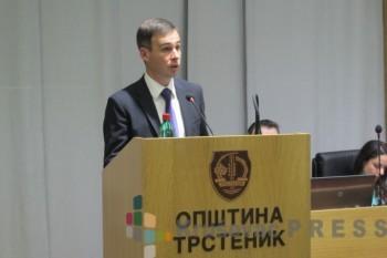 Miroslav Aleksić, predsednik Opštine Trstenik, obrazložio je predlog budžeta za 2016. godinu