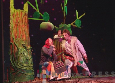 Kruševačko pozorište na 7. festivalu za decu