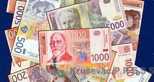 Prosečna zarada u junu 39.063 dinara