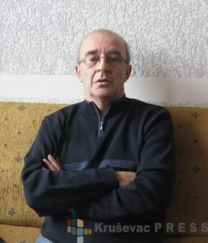 Specijalni pedagog Radomir Jevtić FOTO: S.Milenković