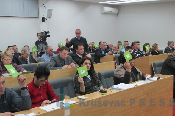 Reakcija lokalne vlasti u Trsteniku na nastup šefa odborničke grupe SNS
