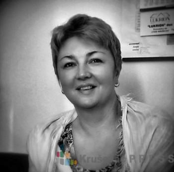 Specijalni pedagog Jelica Milosavljević podseća da mediji stimulišu agresivno ponašanje FOTO: S.Milenković