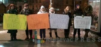 Podrška protestu i u Kruševcu