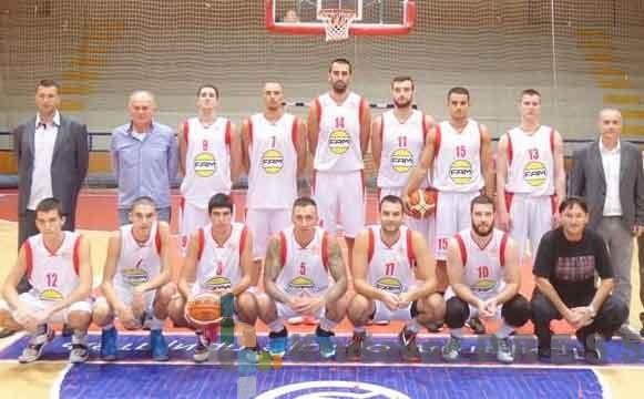 Košarkaši izgubili od Beovuka